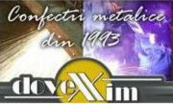 Gratare metalice zincate industriale P si SP de la Dovexim S.r.l.