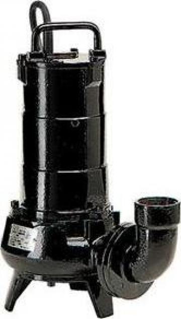 Pompe submersibile pentru apa murdara cu tocator Caprari de la Sonnek Engineering Srl