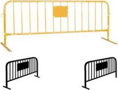 Garduri metalice protectie de la Schele Popi Cofraje