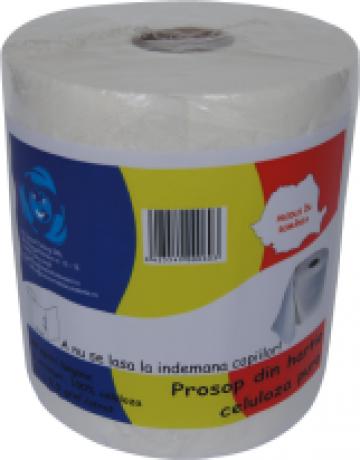 Prosop hartie igienica Mini celuloza 2 str, 80 metri de la Global Packing Srl