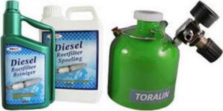 Solutie rapida de curatare filtru particule Toralin