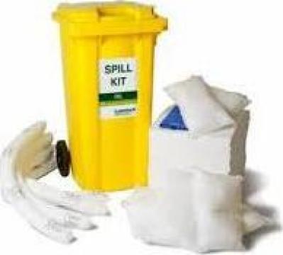 Kit pentru scurgeri de ulei de la Ecoquality Services