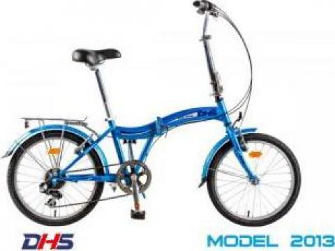 Bicicleta pliabila DHS 2024 6V - 2013 de la Madyon Online Srl