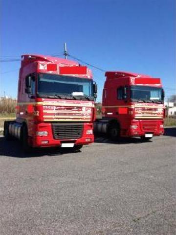 Camioane, utilaje auto de la Identik Trust Lda.