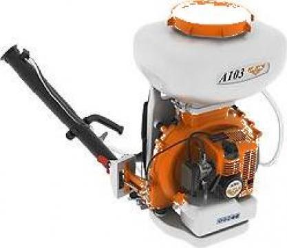 Atomizor A 103, Motor Khumma, 2 timpi Putere motor - 2,5 CP