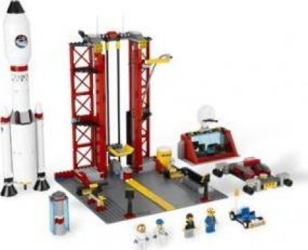 Joc Centru spatial Lego City, 3368 de la Gargarita Mica