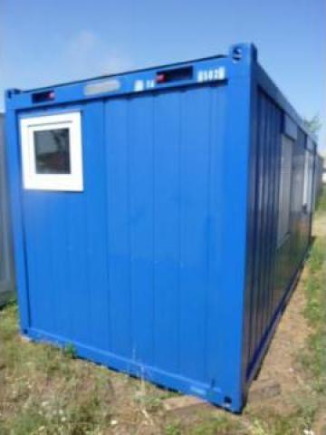 containere birou sanitare depozitare oradea genove s r l id 900578. Black Bedroom Furniture Sets. Home Design Ideas