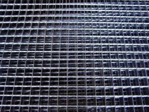 Gratare metalice zincate presate si electroforjate de la Akis Group