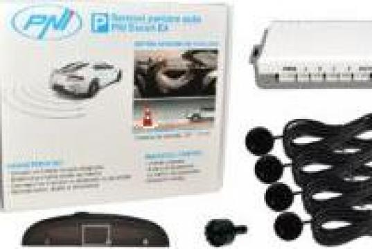 Senzori parcare auto PNI Escort E4 cu 4 receptori de la Electro Supermax Srl