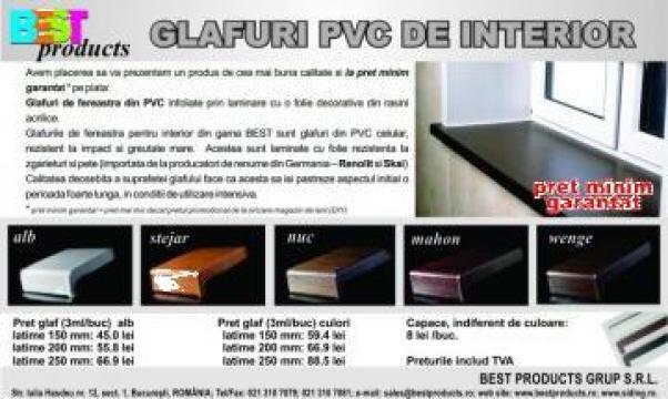 Glafuri pentru exterior sau interior de la Best Products Grup