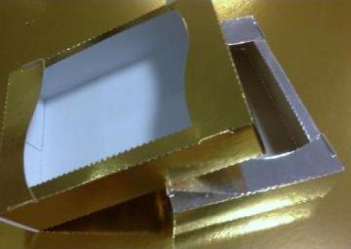 Cutii fursecuri / prajituri 0.5 kg 21.5x15x5 cm