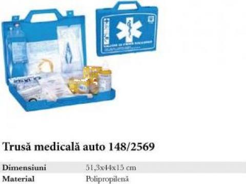 Trusa medicala auto de la Makaz