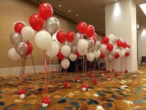 Baloane cu heliu, decoratiuni cu baloane Iasi de la Top Kids