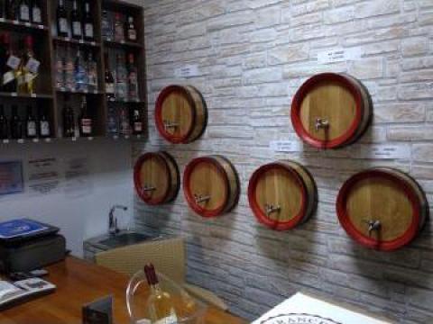 Vin vrac si ambalat de la Winemag