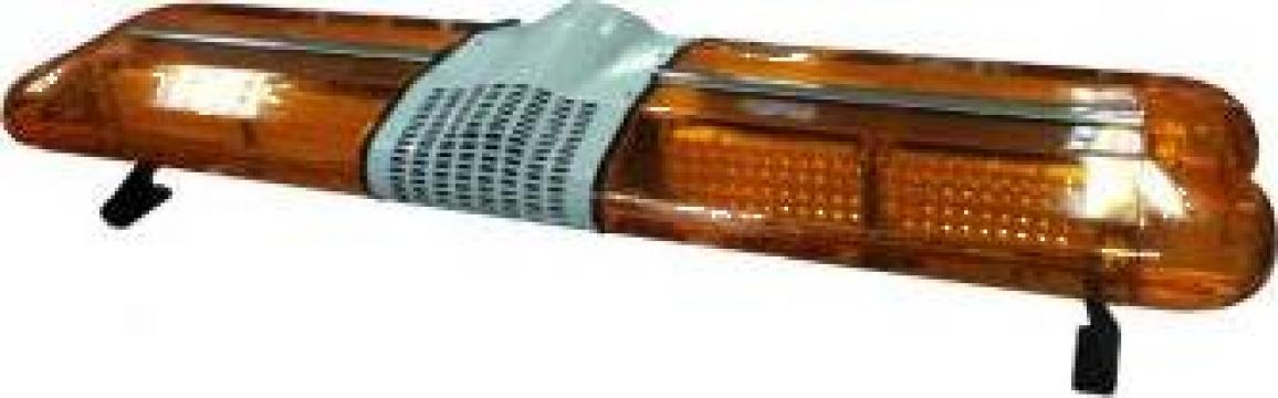 Rampa luminoasa LED, rampa girofar LED 12V 120-31-19 de la Zimber Tools
