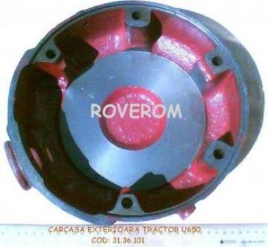Carcasa exterioara / interioara frana tractor U650 de la Roverom Srl
