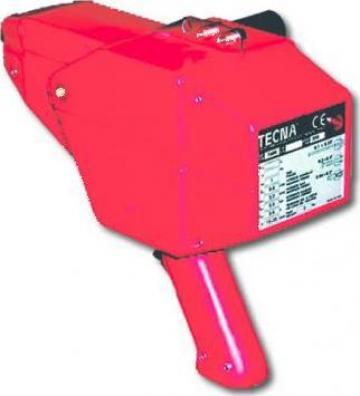 Aparat portabil de sudura in puncte Tecna 7600 Spotter de la Fcc Turbo Srl