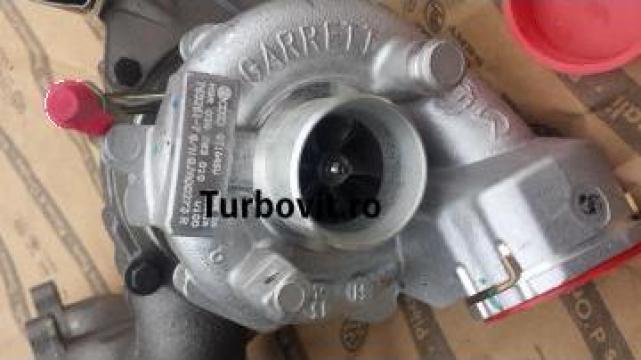 Turbosuflanta Volkswagen Passat, Golf, Seat Leon 2.0 TDI de la Reparatii Turbosuflante