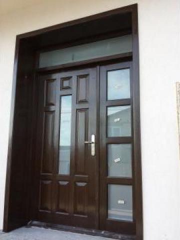 Usi Stejar Masiv De Exterior Cu Pui Bucuresti Expres Com Alim Srl Id 9245069