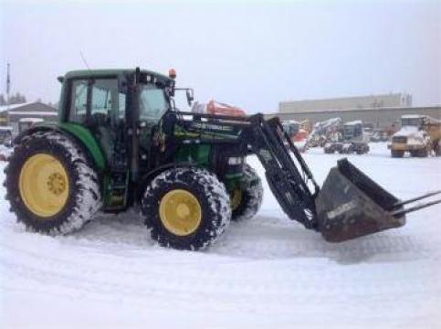 Tractor John Deere de la