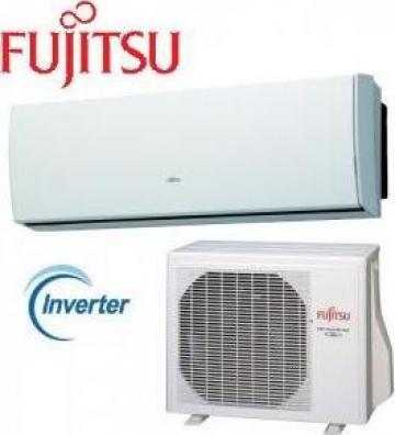 Aparat aer conditionat Fujitsu Inverter 9.000 btu/h de la Clima Design Srl.
