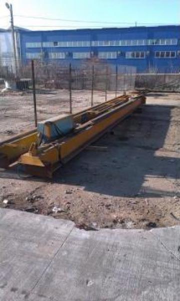 Servicii modernizare / reparatii pod rulant de la Sabela Srl