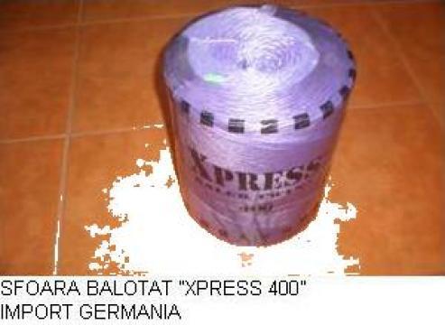 Sfoara balotat - import Germania de la Septima Srl