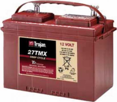 Baterie tractiune 12V 105Ah Trojan 27TMX