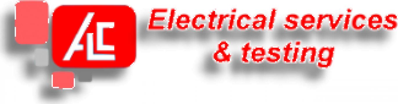 Instalatie electrica apartamente, Bucuresti de la Alc Electrical Testing Srl