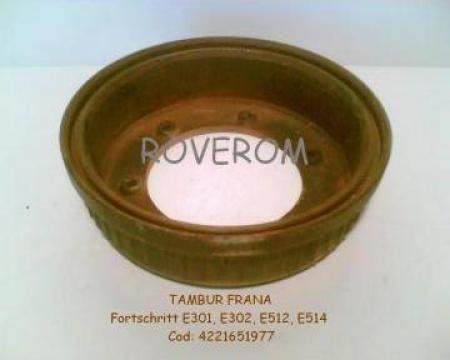Tambur frana Fortschritt E-281, E301, E302, E512, E514 de la Roverom Srl