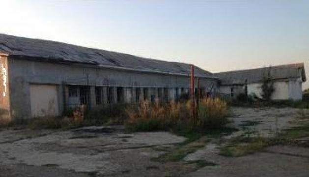 Hala industriala Moara Grecilor