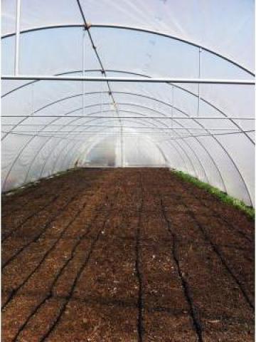 Solarii pentru legume si flori - ventilatie laterala de la Wert Mond Srl