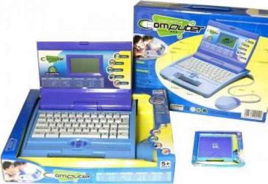 Jucarie educativa Laptop invatarea limbii engleze de la Very Good Deal Srl