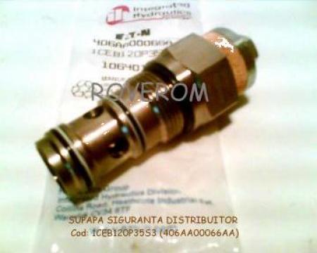 Supapa control presiune distribuitor hidraulic (Eaton) de la Roverom Srl