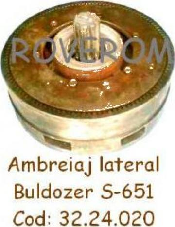 Ambreiaj lateral buldozer S-651