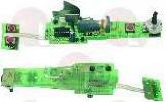 Placa - panou de control electronic pentru mixer