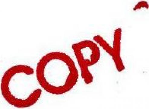 Servicii copiere, printare si scanare documente