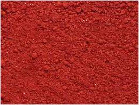 Pigment Oxid rosu de fier