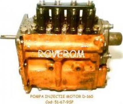 Pompa injectie buldozer T-130, T-170, B-10 de la Roverom Srl