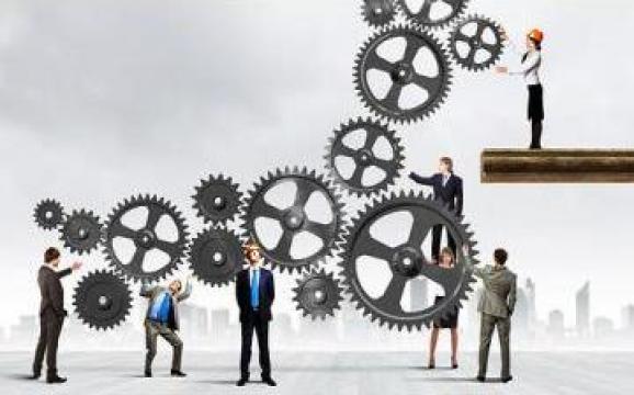 Management de proiect de la Business Developing Group