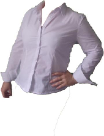 Camasi albe dama si barbati de la Johnny Srl.