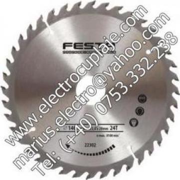 Panza circulara 140 x 20 mm 24Z de la Electrofrane