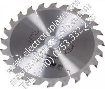 Panza circulara 255 x 30 mm 40Z de la Electrofrane
