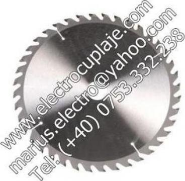 Panza circulara placata 200 x 30 mm 60Z de la Electrofrane