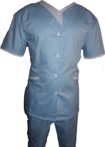 Uniforma de lucru bleu de la Johnny Srl.