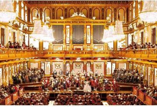 Sejur, Concert de Craciun la Viena de la RoSejur - Oferte Turism