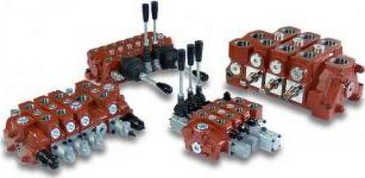 Distribuitori hidraulici utilaje de constructii de la Instalatii Si Echipamente Srl