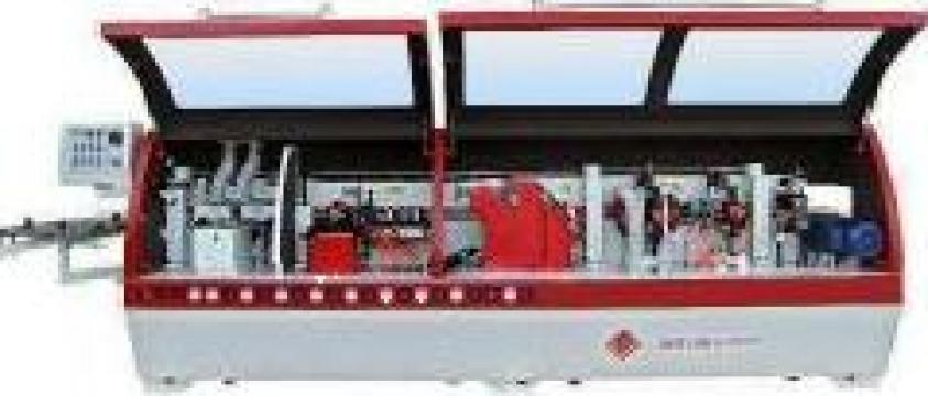 Masina de aplicat folie cant automata Winter Kantomax Speed de la Seta Machinery Supplier Srl