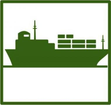 Transport marfuri grupaj maritim, rutier, aerian