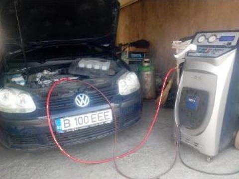 Incarcare cu freon auto de la GVC Omnia Plus